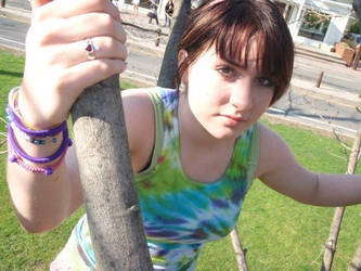 In a Tree by RhodyGunn