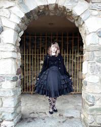 Kuro Hime Lolita by RhodyGunn