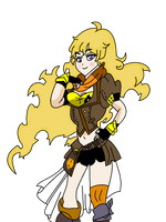 Yang Xiao Long by Fortnermations