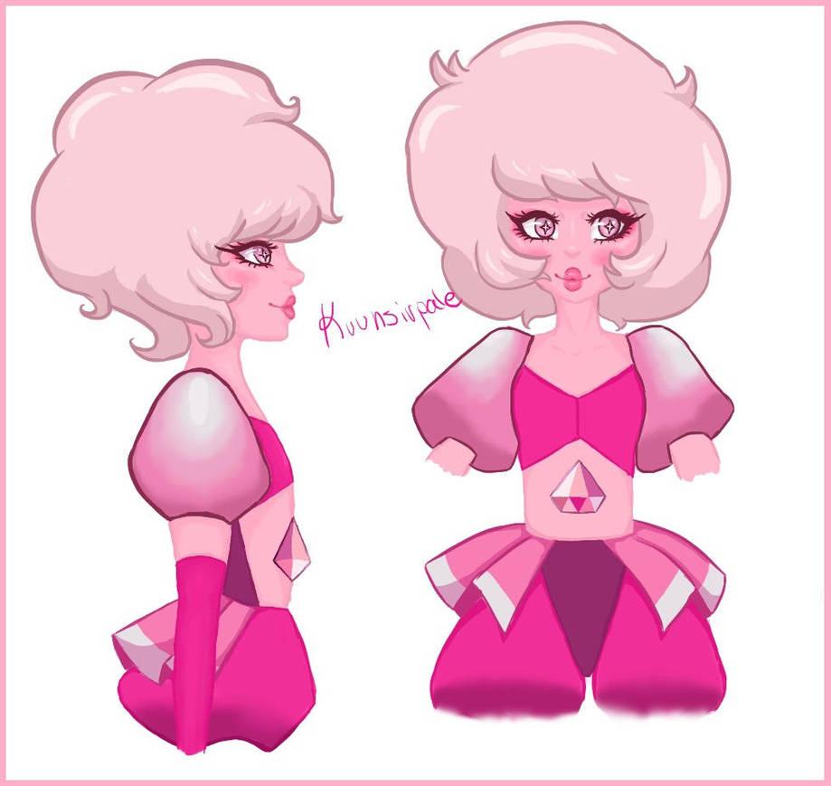 Pink Diamond by Kuunsirpale