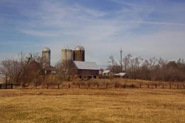 Old Farm by SecretPlacesPhoto