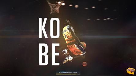 Kobe #8 by TheHawkeyeStudio
