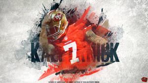 Colin Kaepernick by TheHawkeyeStudio