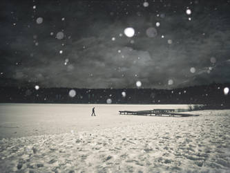 He who walks alone by StopScreamGraphy