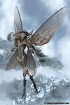 Contessa - Dragonfly by Raxatech