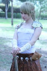 Astrid Hofferson by AshesAndRainbows