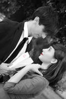 Paperman Cosplay by AshesAndRainbows