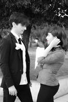 Paperman cosplay 6 by AshesAndRainbows