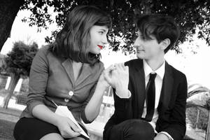 Paperman Cosplay 7 by AshesAndRainbows