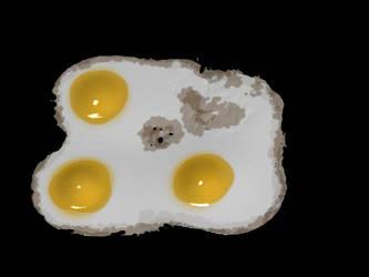 eggs by zmei4o