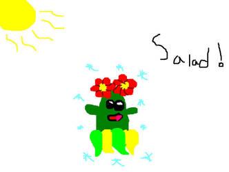 salad by aquaboy217