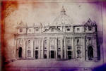 ::St Peter's Basilica:: by candymax