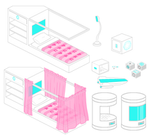 Furniture Compilation 10 by Blizzriel