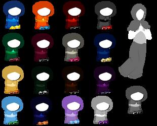 Waif - Fan Class by Blizzriel
