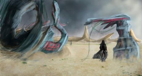 Animation Scene Concept aRT by alphasolaris
