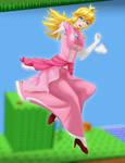 Princess Peach by Paskiz