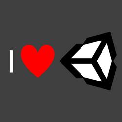 I love Unity by Stepan-Mine