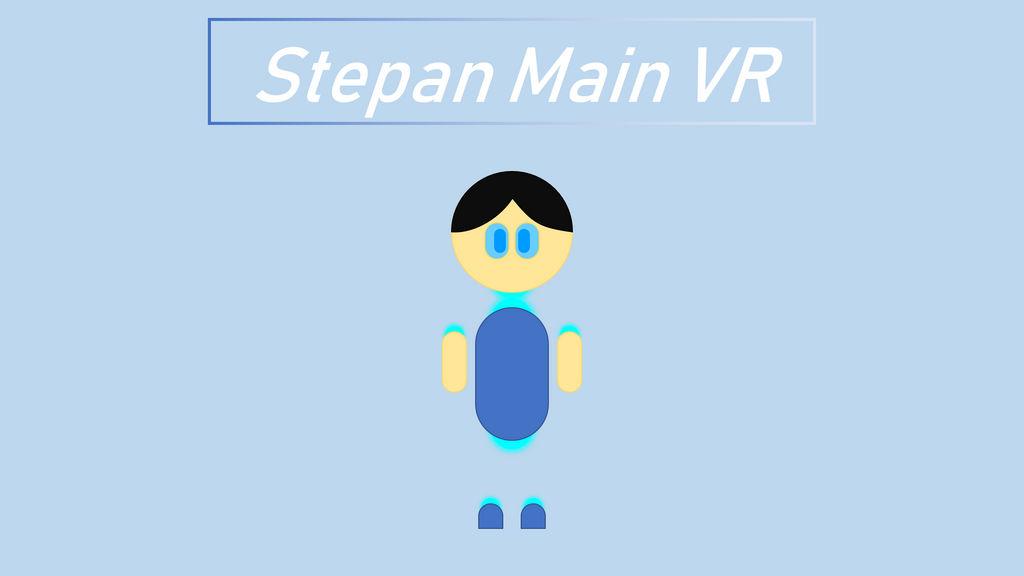 Stepan Main VR by Stepan-Mine