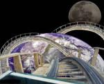 Roller Coaster by lynnferd1138