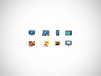 Icons imac (Cathome icons by Akihoneko