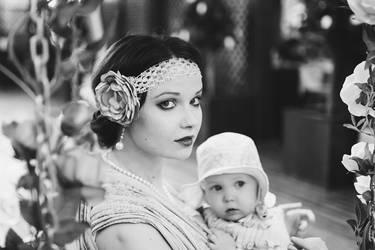 Wonders of motherhood by Shalfairy