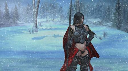 The search for Vistrix by Grelkara