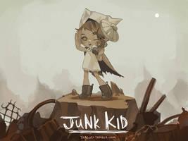 junk kid 3 by teacosies