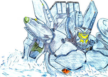 pacific rim [striker eureka] by BlizzardWrath