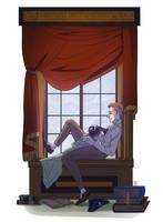 Good night by Icaru-Owl