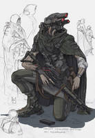 Jaeger by TugoDoomER