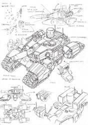 UC multi-purpose tank by TugoDoomER