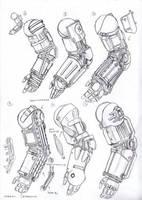 PA arms 2 by TugoDoomER