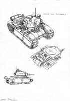 light tank 1 by TugoDoomER