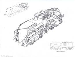 GT train by TugoDoomER