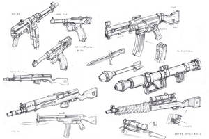 Ger weapons 1 1 by TugoDoomER