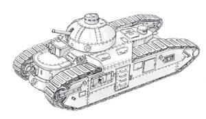 Kronprinz super heavy tank (clear) by TugoDoomER