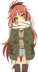 Kyoko Sakura - Madoka Magica - Update by daul