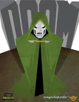 Dr. Doom by mictlantectli