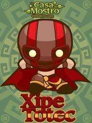 Xipe Totec by mictlantectli