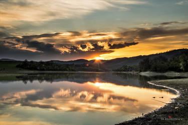 Sunset2 by DobriDimitrov