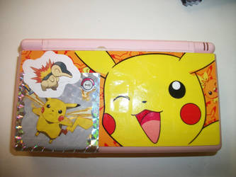 Updated - My DS -Front- by My-chikorita