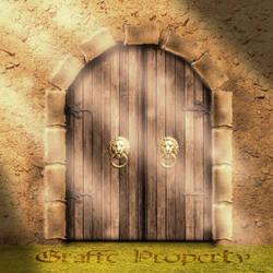 Door of Destiny by Graffe-EX