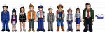 Character Height Chart WIP by Reigate