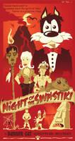 NIGHT OF THE SWASTIKI by DC-Tiki