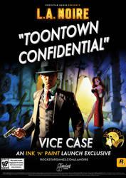 La Noire Toontown dlc by DC-Tiki