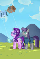 My Little Pony - Rock Solid Friendship by FernandaSailor
