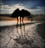 Morrowind - Silt Strider by Usher7roads