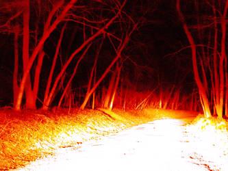 Lost Road by operabutterfly