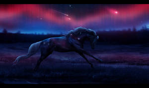 commission: Red Sky at Night by jasmine-autumn