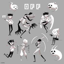 OFF by VermeilleRose